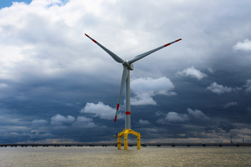 Ship collision at Bard 1 offshore project - Windpower Monthly (subscription) | climate change | Scoop.it