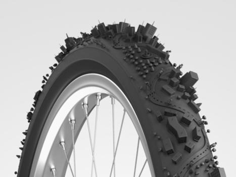 Les pneus de vélo : Pourquoi un pneu roule mieux qu'un autre? | RoBot cyclotourisme | Scoop.it