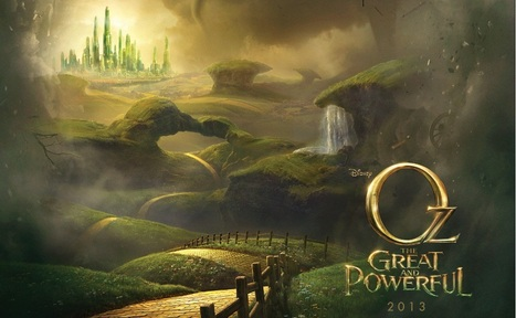 Full Trailer For Sam Raimi's Oz The Great And Powerful | 3D Curious & VFX | Scoop.it