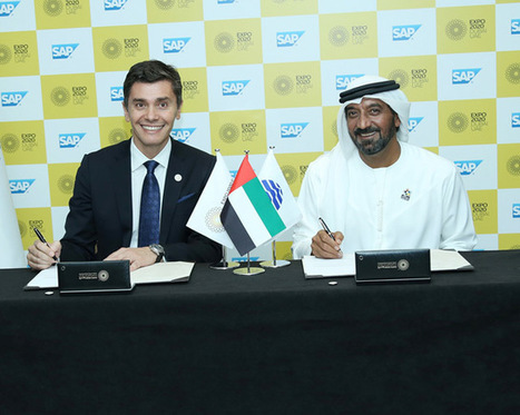 Sap Events 2020.Expo 2020 Dubai Partners With Sap To Enable Ls