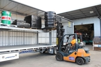 Automated mezzanine deck for truck trailers - Transport and Logistics News | Collaborative Logistics | Scoop.it