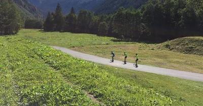 Les Contamines-Montjoie : les championnats de France de ski de fond et biathlon organisés en mars prochain