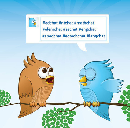 How to Use Twitter Chats to Expand Your PLN | Self-Directed PLNs and Professional Development in Education | Scoop.it