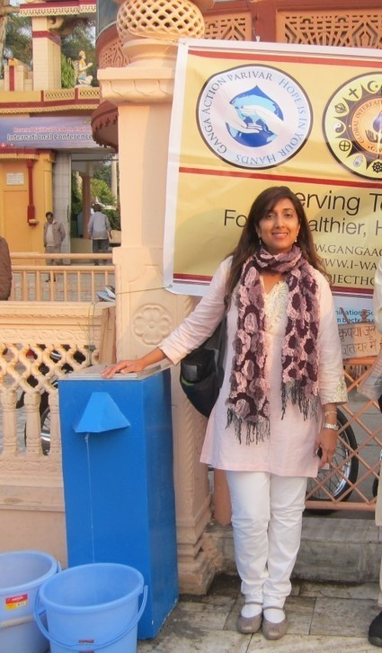A Simple Technology That Can Solve India's Clean #Water Problem In Just Rs.3,000 - The Better India | Organic Farming | Scoop.it