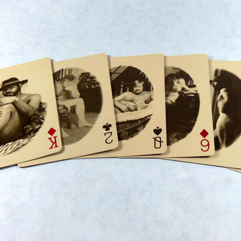 playing cards strip eBay