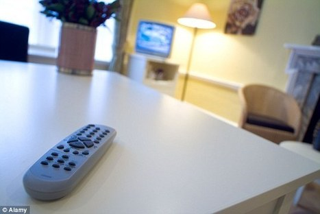 The most unhygeinic thing about your hotel room? The remote control | Daily Mail (UK) | CALS in the News | Scoop.it