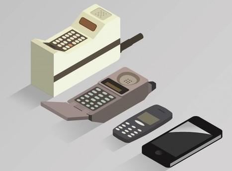 Combien aurait coûté un iPhone 5s en 1991 ? | Une vie liquide... et du bouillon 2.0 ! | Scoop.it