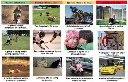 Comment Google traduit les images en mots - Technology Review | Sciences de l'Information | Scoop.it