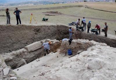 Roman era theatre excavated in northern Turkey | archaeology | Scoop.it