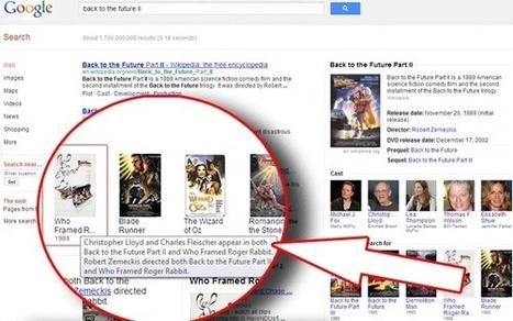 Quand Google sait expliquer pourquoi | Les news du Web | Scoop.it
