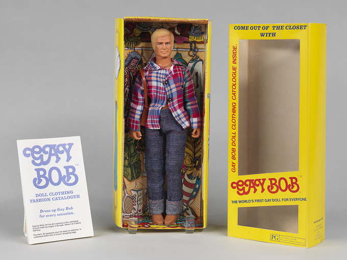 The Story Behind Gay Bob, the World's First Out-And-Proud Doll