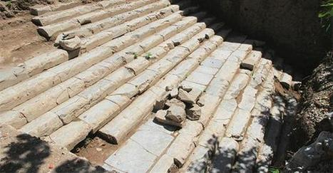 Roman temple's raised platform unearthed in ancient Nicomedia | Monde antique | Scoop.it