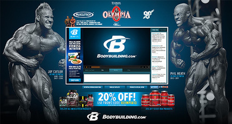 Free 2013 Olympia Webcast, Presented By Bodybuilding.com, MuscleTech And BSN! | Bodybuilding News | Scoop.it