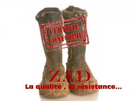 #NDDL #ZAD Toutes et tous à Nantes le 22 février - Appel à manifestation | # Uzac chien  indigné | Scoop.it