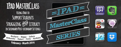 Using iPads to support older struggling students? Sure! | The Spectronics Blog | iPads in Special Education | Scoop.it