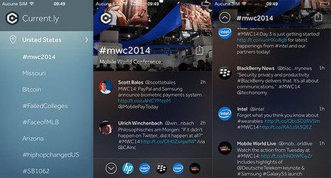 Current.ly : une autre lecture des tendances de Twitter | Web information Specialist | Scoop.it