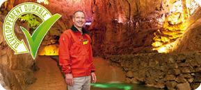 Le développement durable au service de la fréquentation : l'exemple des Grottes de Choranches   L'espace info pro des offices de tourisme de Bièvre-Valloire   Scoop.it