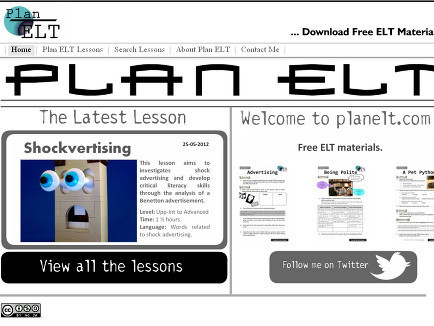 Plan ELT | Primary School Topics | Scoop.it