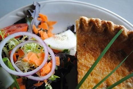 Recette de tarte aux aubergines et agneau (viande hachée) | Recettes de cuisine maison | Scoop.it