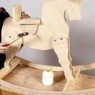 Fabriquer un cheval à bascule | Maisonbrico.com | corinne chatelain | Scoop.it