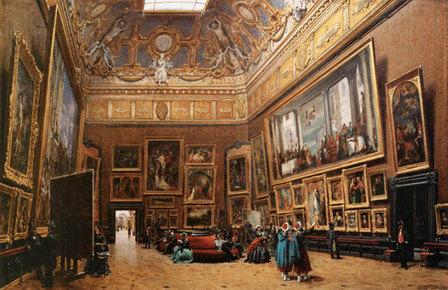 #322 ❘ Le musée du Louvre ❘ 1793 | # HISTOIRE DES ARTS - UN JOUR, UNE OEUVRE - 2013 | Scoop.it