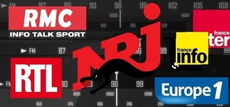 Médiamétrie 126 000: NRJ repasse en tête   DocPresseESJ   Scoop.it