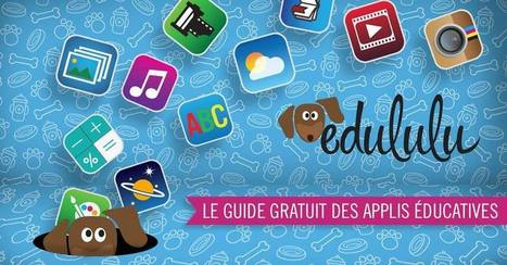 NetPublic » Edululu : Guide d'applications mobiles éducatives | Au fil du Web | Scoop.it