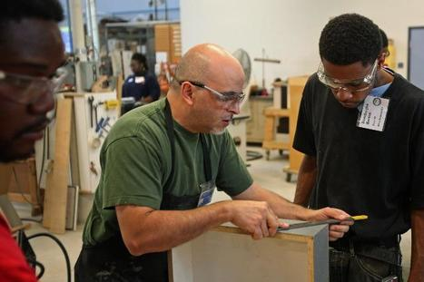 Why We Desperately Need To Bring Back Vocational Training | Teaching + Learning + Policy | Scoop.it