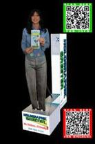 QR codes within 3D images help consumers find deals | QR Code Press | Socialart | Scoop.it