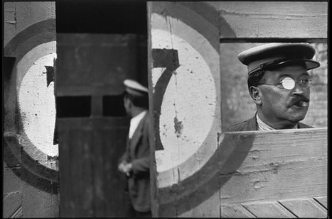 Henri Cartier-Bresson, Master of Street Photography | Trunx | Inspirational Photography to DHP | Scoop.it