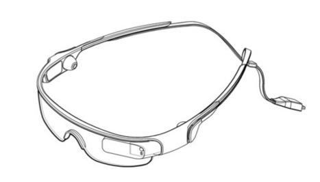 Samsung patents design of smartphone-connected 'sports glasses' | Gestión y competencias profesionales | Scoop.it
