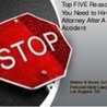 Motor Vehicle Accident Attorney in Atlanta GA