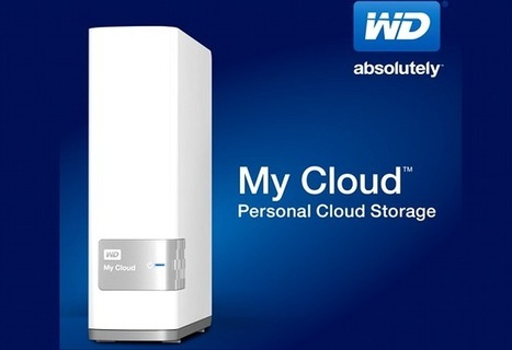 WD My Cloud to enable anyone to run a private cloud from home   Educational Technology - Yeshiva Edition   Scoop.it