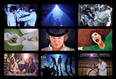 Classic Films Represented in Only 9 Frames - My Modern Metropolis   Le It e Amo ✪   Scoop.it