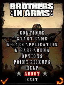 Brothers In Arms v1.2.3 - Mobile War Game Free Download   Free Mobile Games Download   Scoop.it