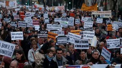 Nuevas protestas en España y Portugal | Europa | DW.DE | 16.02.2013 | Acorazado Topemkin | Scoop.it