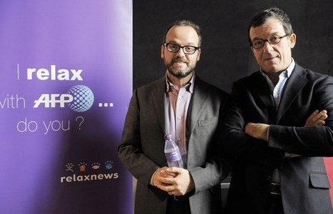 #Publicis & #Relaxnews, un mariage à 15 M€ > #War of #Content #AntiTrust #PR #Newswire | Communication Digital x Media | Scoop.it