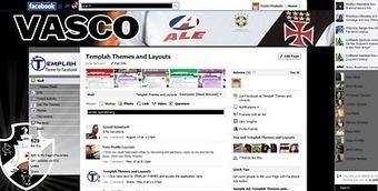 Tema para Facebook - Vasco | Themes for Facebook | Scoop.it