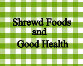 Shrewd Foods and Good Health: Got Your Walking Shoes on? | Shrewd Foods | Scoop.it