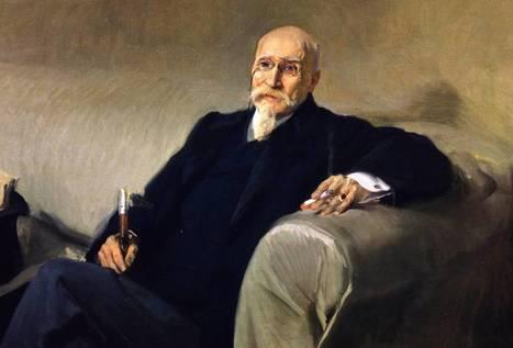 Echegaray, el Nobel de Literatura que siempre quiso dedicarse a las matemáticas | Acusmata | Scoop.it