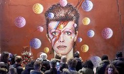 Teaching about David Bowie: links, lessons and inspiration   Tips for teacher development   Scoop.it