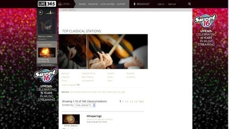 Musique classique: Google proposera des enregistrements exclusifs | Veille Hadopi | Scoop.it