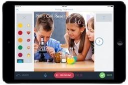 Shadow Puppet EDU for Digital Storytelling | Embedding digital literacy in the classroom | Scoop.it