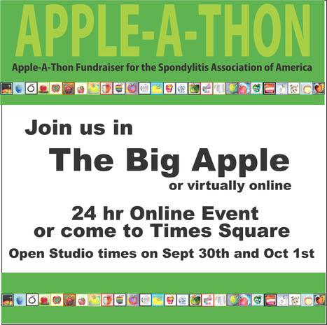 The Spondylitis Association of America - Press Release - Apple-A-Thon Fundraiser | Autoimmune Arthritis | Scoop.it
