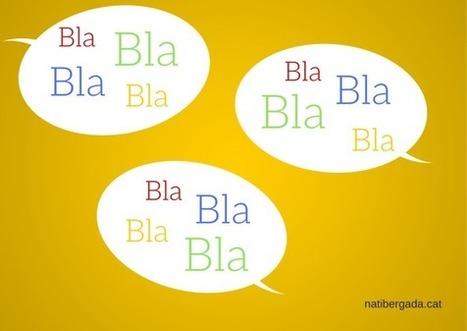 Com potenciar el diàleg a l'aula? I natibergada.cat | Tria i remena recursos | Scoop.it
