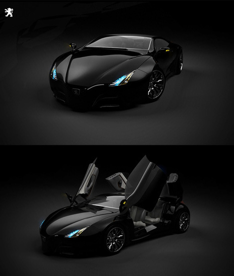 20 Creative Concept Cars | What Surrounds You | Scoop.it