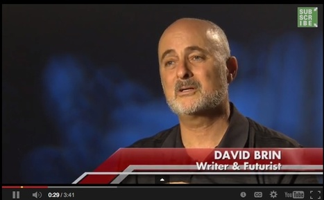 Science Fiction Horizons: David Brin on Science Fiction as Literature   Speculations on Science Fiction   Scoop.it