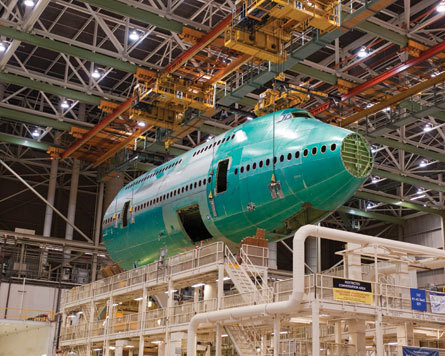 Boeing aims at smooth ramp-up | Boeing Commercial Airplanes | Scoop.it
