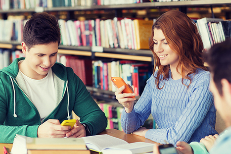 Tap into These 5 Tips for Mobile Learning -- Campus Technology   Mobile Learning in Higher Education   Scoop.it