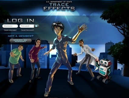 Trace Effects - Online Game to Aid English Learners - The Digital Shift | Languages, Learning & Technology | Scoop.it